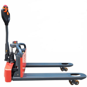 """EPT15 """"Mini Walkie"""" pilnas elektrinis palečių vežimėlis Li-ion"""