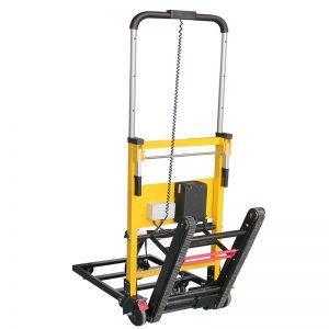 DW-11a Lengvai nešiojamas laipiojimo laiptais vežimėlis