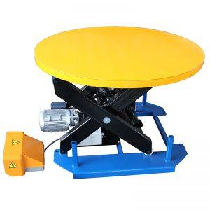 HRL1000 stacionarus kėlimo stalas su karuseliniu patefonu
