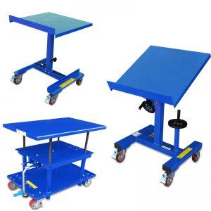 TWS150 / MLT2000 pakreipiamas darbo stalas
