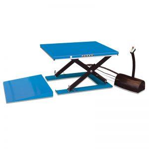 HY1001 žemo profilio elektrinis kėlimo stalas